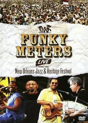 Rent Funky Meters: Live from New Orleans Jazz and Heritage Festival Online DVD Rental