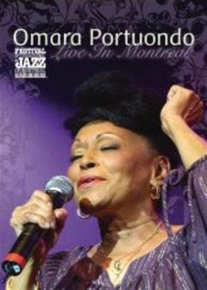 Rent Omara Portuondo: Live in Montreal Online DVD Rental