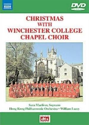 Rent Christmas with Winchester College Chapel Choir Online DVD Rental