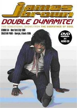 Rent James Brown: Double Dynamite! Online DVD Rental