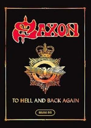 Rent Saxon: To Hell and Back Again Online DVD Rental