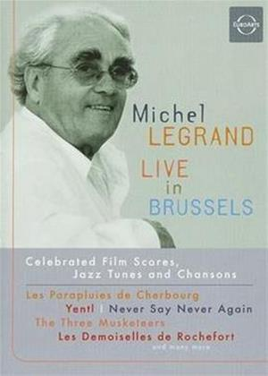 Rent Michel Legrand: Live in Brussels Online DVD Rental