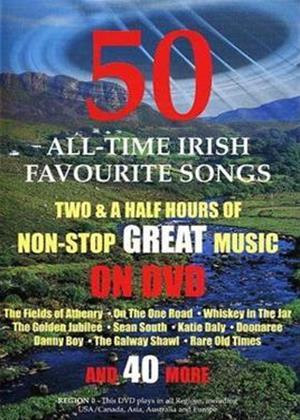 Rent 50 All Time Irish Favourites Online DVD Rental