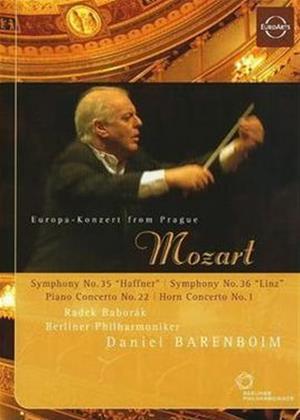 "Rent Mozart: Symphonies No. 35 and 36 ""Linz"" Online DVD Rental"
