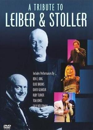 Rent Lieber and Stoller: A Tribute to Lieber and Stoller Online DVD Rental