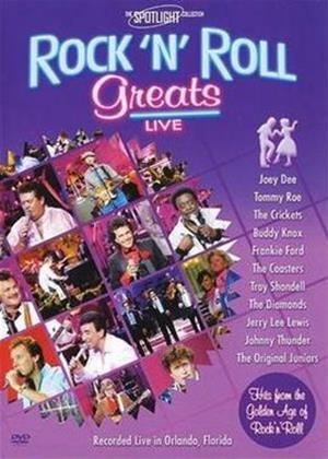 Rent Rock 'n' Roll Palace Presents: Rock 'n' Roll Years Online DVD Rental