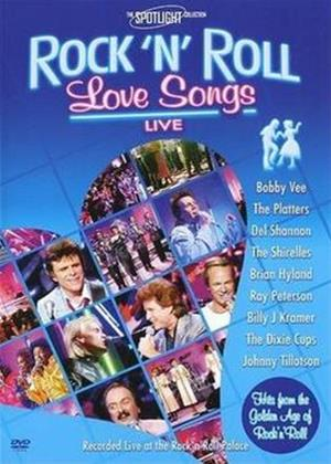 Rent Rock 'n' Roll Palace Presents: Rock 'n' Roll Love Songs Online DVD Rental