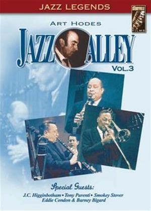 Rent Jazz Alley: Vol.3 Online DVD Rental