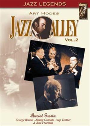 Rent Jazz Alley: Vol.2 Online DVD Rental