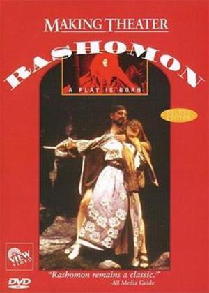 Rent Making Theatre: Rashomon (A Play Is Born) Online DVD Rental