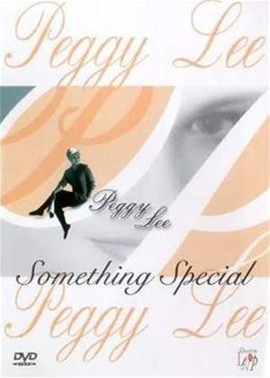 Rent Peggy Lee: Something Special Online DVD Rental