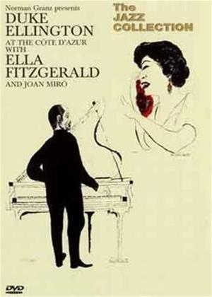 Rent Norman Granz Presents Duke Ellington with Ella Fitzgerald at the Cote D'Azur Online DVD & Blu-ray Rental