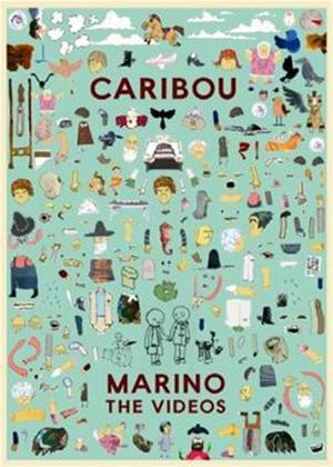 Rent Caribou: Marino (The Videos) Online DVD Rental