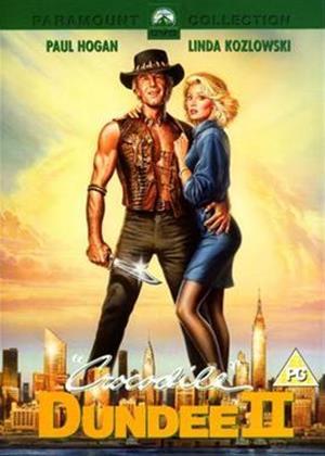Crocodile Dundee 2 Online DVD Rental