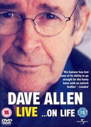 Rent Dave Allen on Life Online DVD Rental