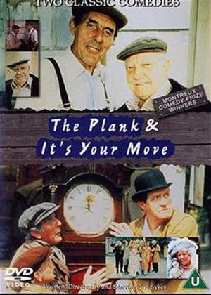 Rent The Plank/It's Your Move Online DVD Rental