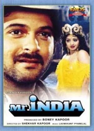 Rent Mr. India Online DVD Rental