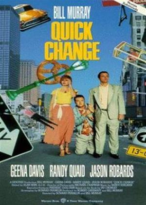 Rent Quick Change Online DVD Rental