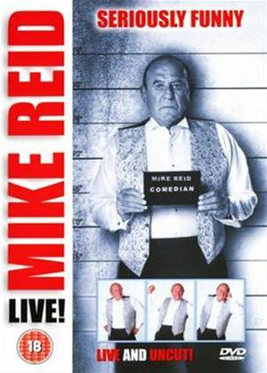 Rent Mike Reid: Seriously Funny Online DVD Rental