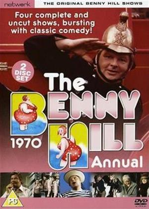 Rent The Benny Hill: 1970 Online DVD Rental