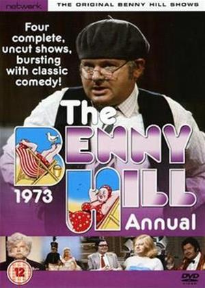 Rent The Benny Hill: 1973 Online DVD Rental