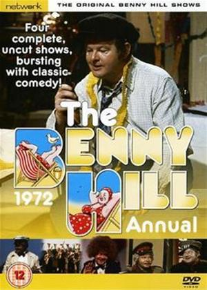 Rent The Benny Hill: 1972 Online DVD Rental