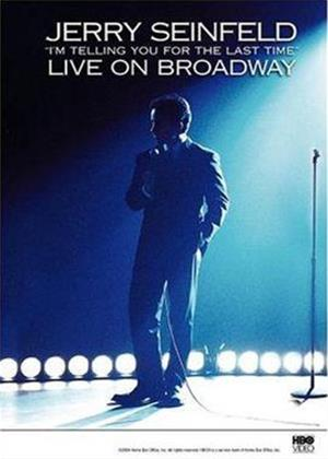 Rent Seinfeld Live on Broadway: I'm Telling You for the Last Time Online DVD & Blu-ray Rental