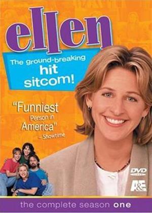 Rent Ellen: Series 1 Online DVD Rental