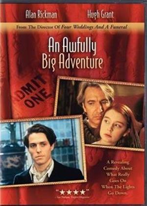 Rent An Awfully Big Adventure Online DVD Rental