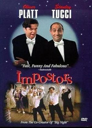 Rent The Impostors Online DVD Rental