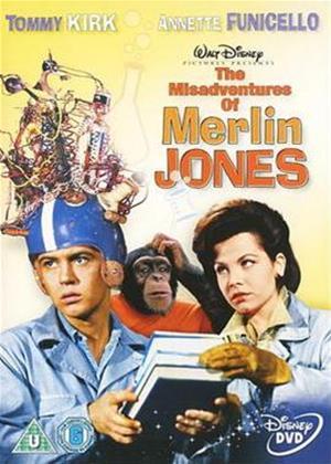 Rent The Misadventures of Merlin Jones Online DVD Rental