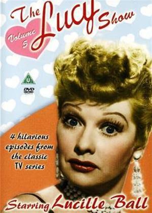 Rent The Lucy Show: Vol.5 Online DVD Rental