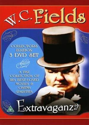 Rent W.C. Fields: Extravaganza Online DVD Rental