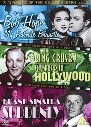 Rent 3 Classic Hope and Crosby Features of the Silver Screen Online DVD Rental