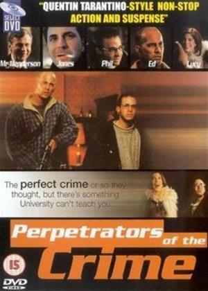 Rent Perpetrators of the Crime Online DVD Rental