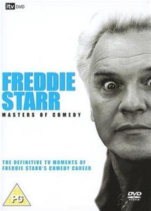 Rent Masters of Comedy: Freddie Starr Online DVD Rental