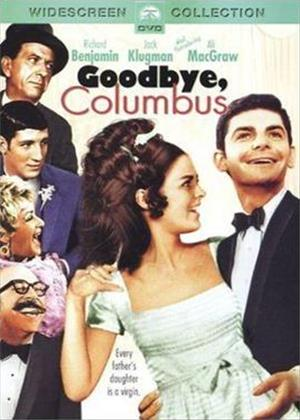 Rent Goodbye, Columbus Online DVD Rental