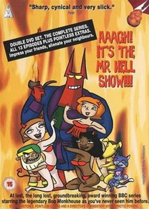 Rent Aaagh! It's the Mr Hell Show!!! Online DVD Rental