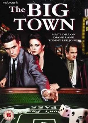 Rent The Big Town Online DVD Rental