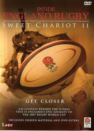 Rent Inside England Rugby: Sweet Chariot 2 Online DVD Rental