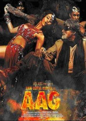Rent Ram Gopal Varma Ki Aag Online DVD Rental