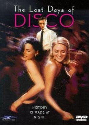 Rent The Last Days of Disco Online DVD Rental