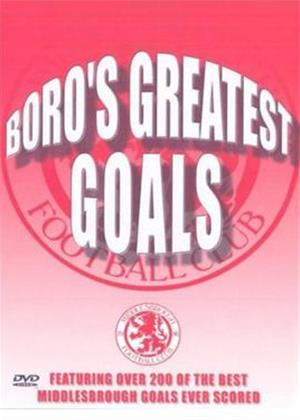 Rent Middlesbrough FC: Boro's Greatest Goals Online DVD Rental