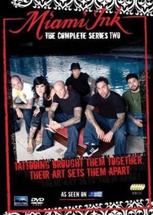 Rent Miami Ink: Series 2 Online DVD Rental
