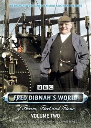 Rent Fred Dibnah: World of Steel, Steam and Stone: Vol.2 Online DVD Rental