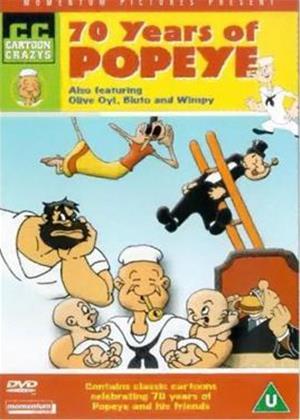 Rent Cartoon Crazys: 70 Years of Popeye Online DVD Rental