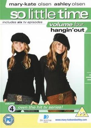 Rent So Little Time: Vol.4 Online DVD Rental