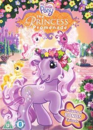 Rent My Little Pony: Princess Promenade Online DVD Rental