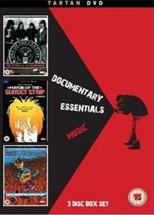 Rent Documentary Essentials: Music Online DVD Rental