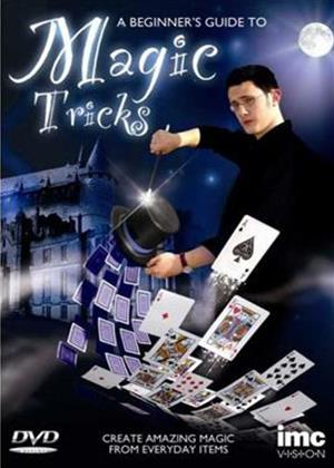 Rent A Beginner's Guide to Magic Tricks Online DVD Rental